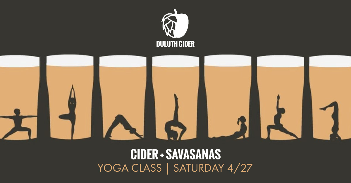 cider-and-yoga