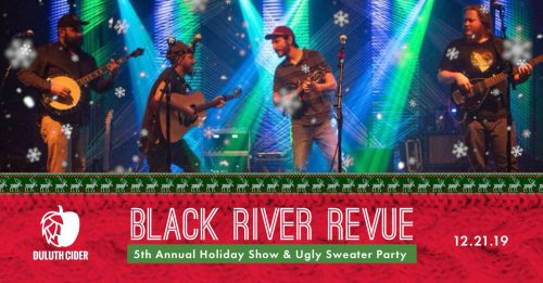 black-river-revue-ugly-sweater-party-holiday-show-at-duluth-cider